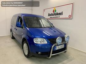 Volkswagen Caddy Maxi, Autot, Joensuu, Tori.fi