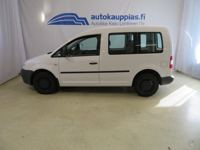 Volkswagen Caddy 3