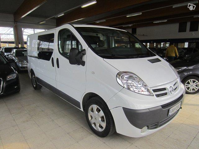 Nissan Primastar 1