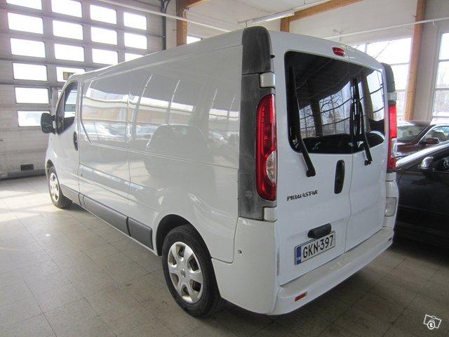 Nissan Primastar 3