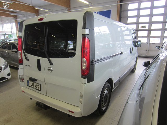 Nissan Primastar 2