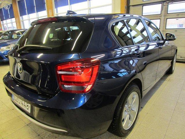 BMW 118D 4