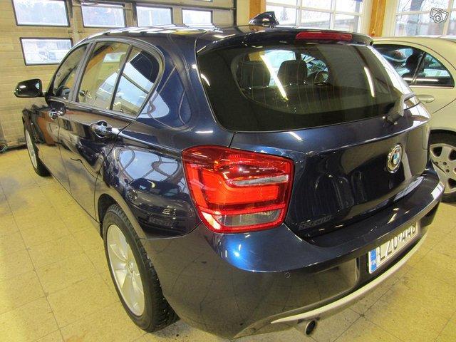 BMW 118D 5