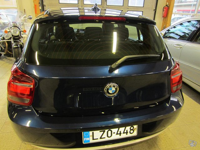 BMW 118D 6