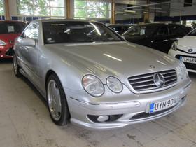 Mercedes-Benz CL 600, Autot, Hämeenlinna, Tori.fi