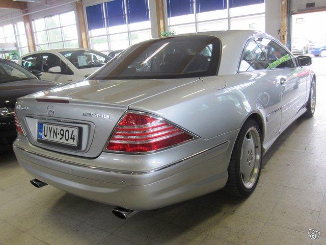 Mercedes-Benz CL 600 2