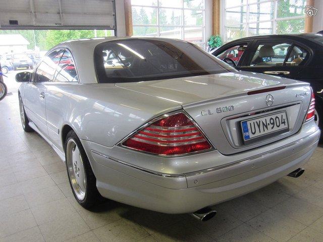 Mercedes-Benz CL 600 3