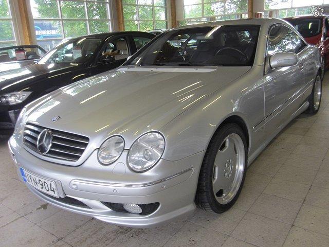 Mercedes-Benz CL 600 4