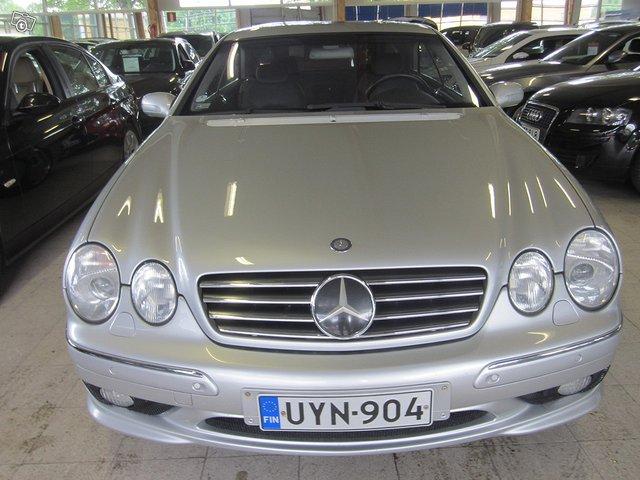 Mercedes-Benz CL 600 5