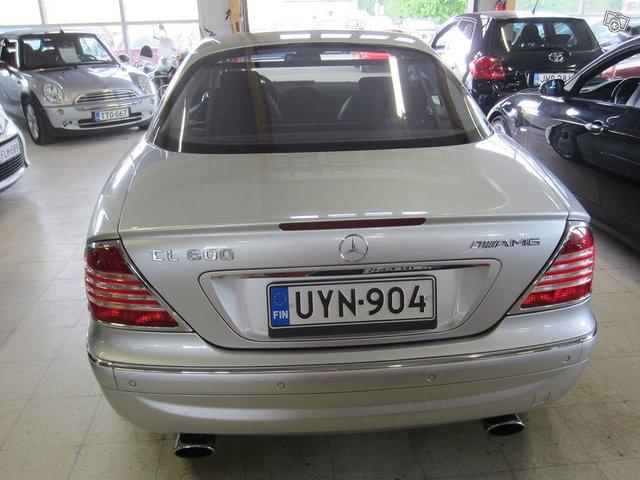 Mercedes-Benz CL 600 6