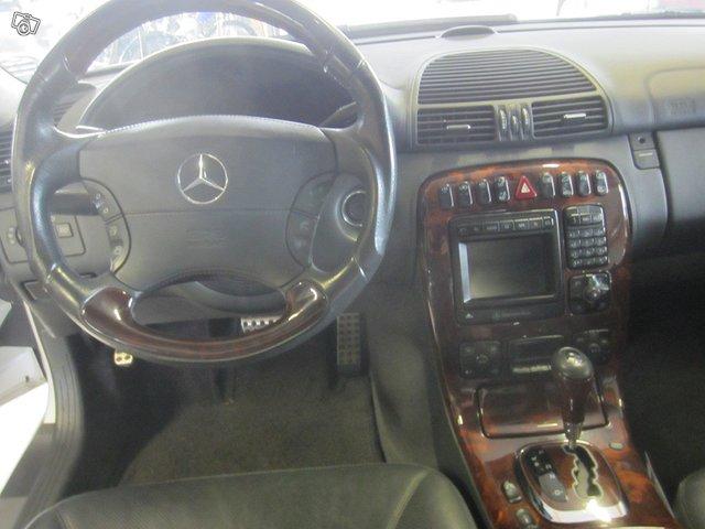 Mercedes-Benz CL 600 10