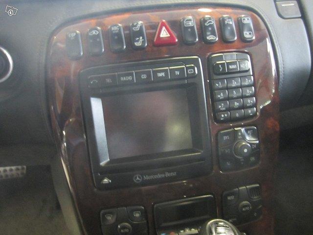 Mercedes-Benz CL 600 11