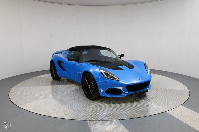 Lotus Elise Sport 220, kuva 1