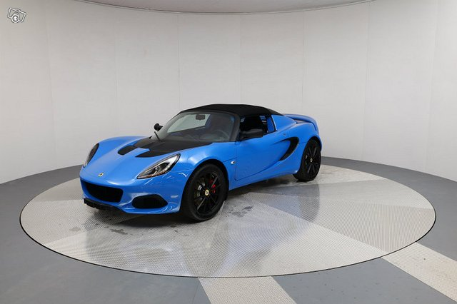 Lotus Elise Sport 220 3