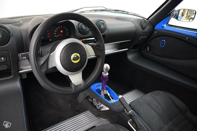 Lotus Elise Sport 220 9