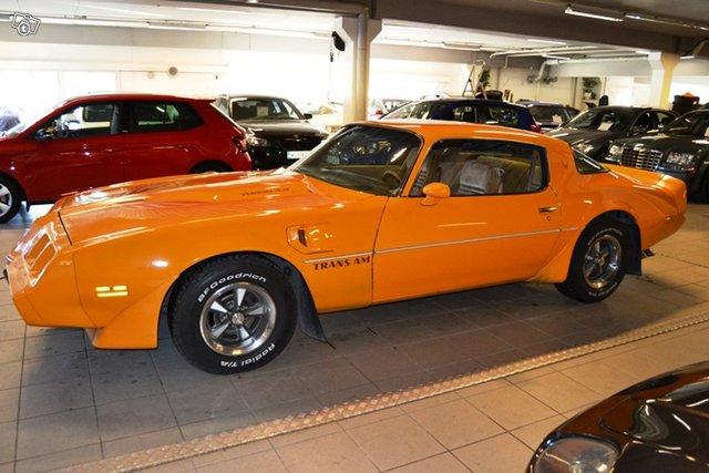 Pontiac Firebird 15