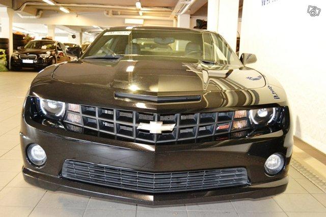 Chevrolet Camaro 2