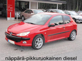 Peugeot 206, Autot, Ähtäri, Tori.fi