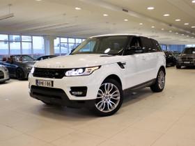 Land Rover Range Rover Sport, Autot, Helsinki, Tori.fi