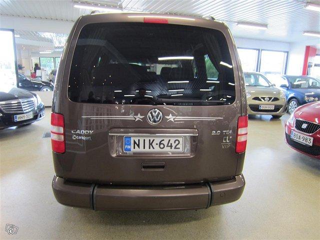 Volkswagen Caddy Maxi 6
