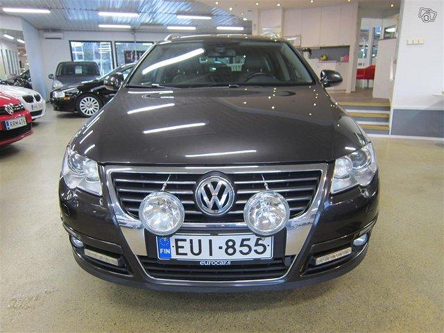 Volkswagen Passat 4x4 2