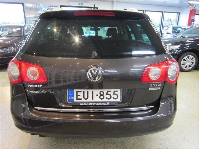 Volkswagen Passat 4x4 4