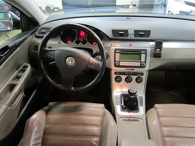 Volkswagen Passat 4x4 7