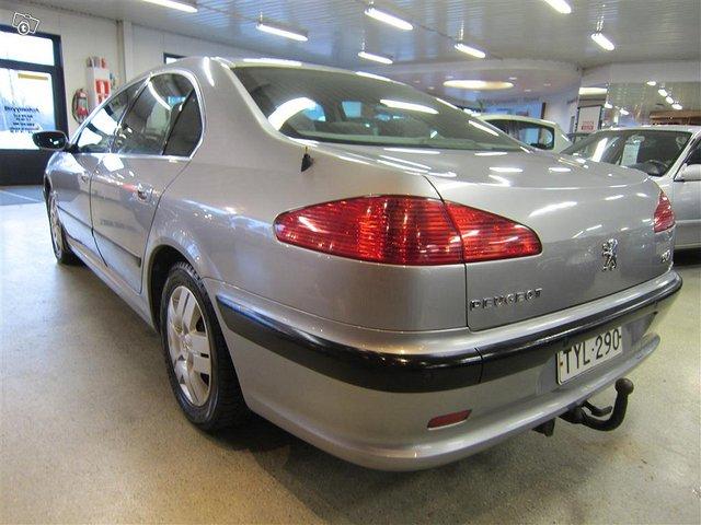 Peugeot 607 3