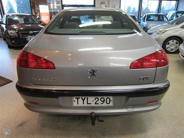 Peugeot 607 4