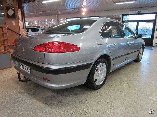 Peugeot 607 5