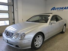 Mercedes-Benz CL, Autot, Jyväskylä, Tori.fi