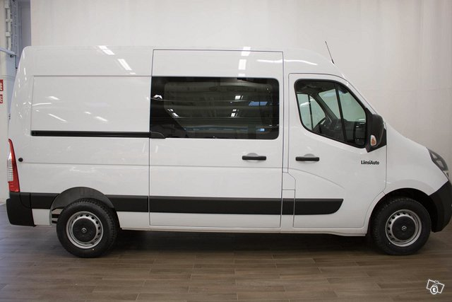 Opel MOVANO 4