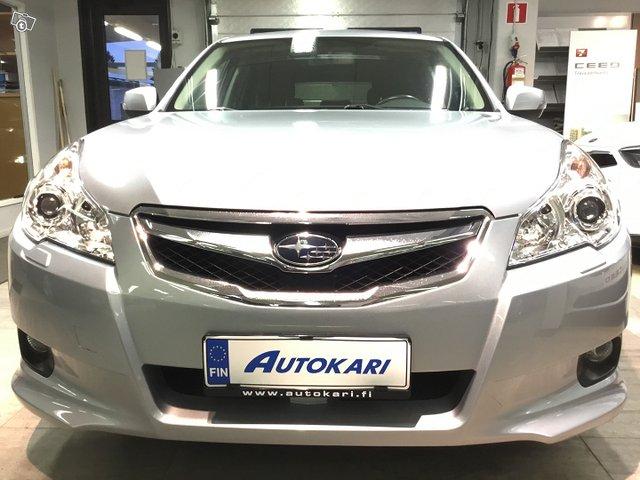 Subaru Legacy 5