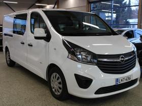 Opel Vivaro, Autot, Hämeenlinna, Tori.fi