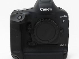 Käytetty CANON EOS 1D X MARK II (SIS.ALV), Kamerat, Kamerat ja valokuvaus, Turku, Tori.fi