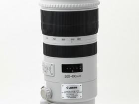 Käytetty CANON EF 200-400mm f/4 L IS USM Extender, Objektiivit, Kamerat ja valokuvaus, Turku, Tori.fi