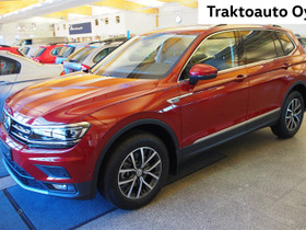 Volkswagen Tiguan Allspace, Autot, Salo, Tori.fi