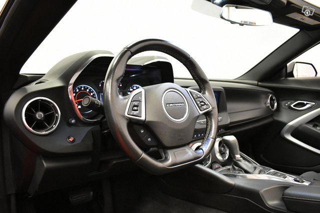 Chevrolet Camaro 10