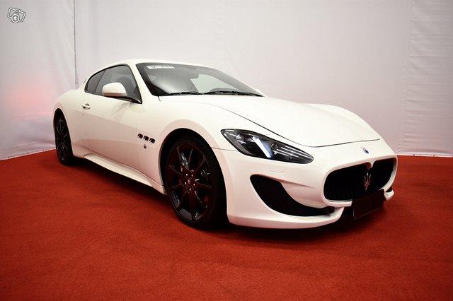 Maserati Granturismo, kuva 1