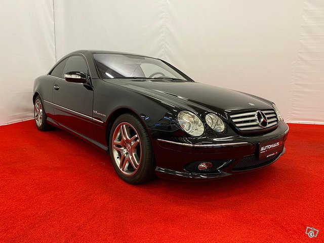 Mercedes-Benz CL 55 AMG 1