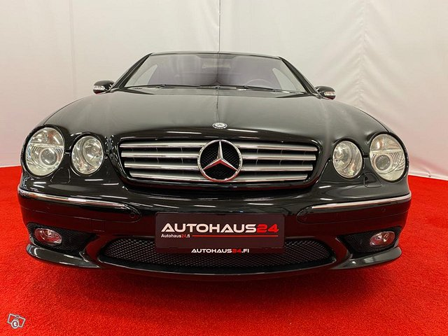 Mercedes-Benz CL 55 AMG 2