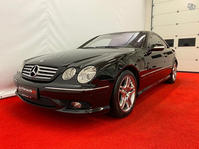 Mercedes-Benz CL 55 AMG 3