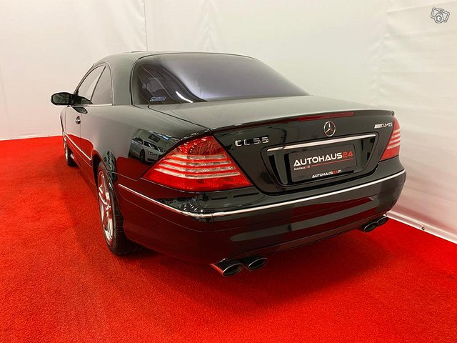 Mercedes-Benz CL 55 AMG 5