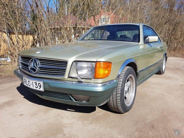 Mercedes-Benz SEC