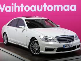 Mercedes-Benz S 63 AMG, Autot, Vantaa, Tori.fi