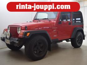 Jeep WRANGLER, Autot, Rauma, Tori.fi