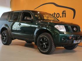 Nissan Pathfinder, Autot, Lahti, Tori.fi