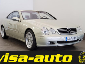 Mercedes-Benz CL, Autot, Raisio, Tori.fi