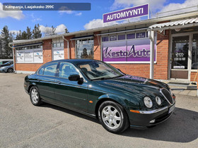 Jaguar S-Type, Autot, Ylivieska, Tori.fi