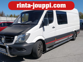 Mercedes-Benz SPRINTER, Matkailuautot, Matkailuautot ja asuntovaunut, Pori, Tori.fi